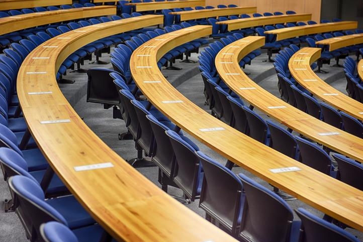 UCT New Lecture Theatre amphitheatre